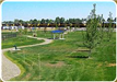Overview of Amity Dog Park, June 2009