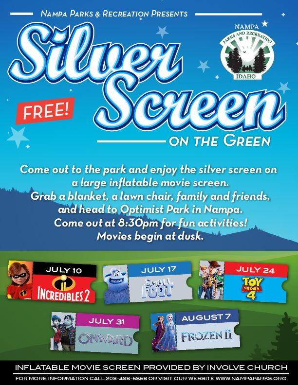 Silver Screen on the Green 2020_eflyer