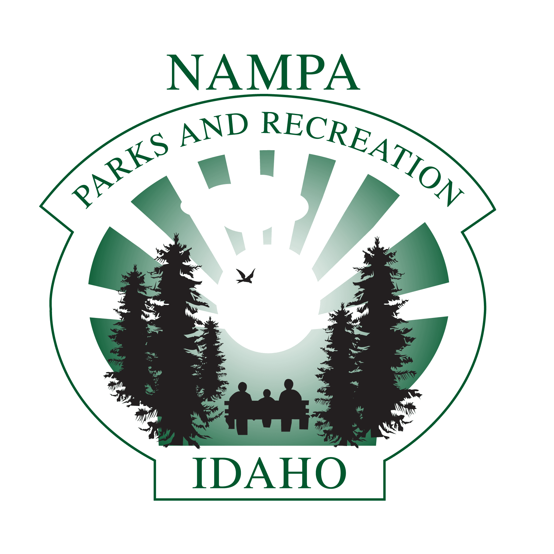 Nampa Parks & Recreation logo